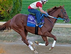 The Breeders' Cup Work Tab for Oct. 31