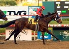 Romance Is Diane leads every step in Bayakoa.