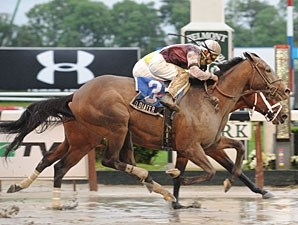 Eldaafer wins the 2009 Brooklyn.