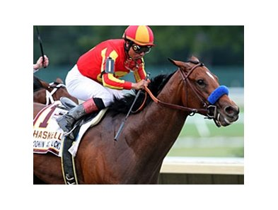 Lookin At Lucky won the 2010 Haskell.