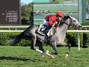 Turallure wins the 2011 Bernard Baruch.
