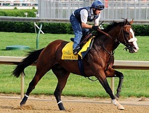 Union Rags - Churchill Downs, May 3, 2012.