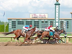 Devious Intent wins the 2013 Gardenia.