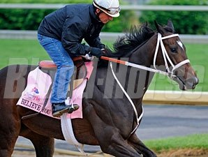 Believe You Can - Churchill Downs 04/29/2012.