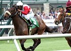 Air Support won the Transylvania Stakes at Keeneland in April.