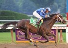 "Vanderbilt (gr. I) winner Abraaj will skip the Sept. 27 Vosburgh (gr. I) and train up to the Breeders' Cup. <br><a target=""blank"" href=""http://www.bloodhorse.com/horse-racing/photo-store?ref=http%3A%2F%2Fpictopia.com%2Fperl%2Fgal%3Fprovider_id%3D368%26ptp_photo_id%3D5274624%0D%0A%26ref%3Dstory"">Order This Photo</a>"