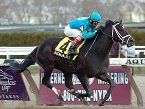 Magna Graduate winning the 2007 Excelsior.