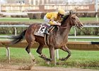 Departing dominates the Illinois Derby at Hawthorne.
