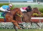 "Keertana won The Very One Stakes at Gulfstream on Feb. 20.<br><a target=""blank"" href=""http://www.bloodhorse.com/horse-racing/photo-store?ref=http%3A%2F%2Fpictopia.com%2Fperl%2Fgal%3Fprovider_id%3D368%26ptp_photo_id%3D9413708%26ref%3Dstory"">Order This Photo</a>"