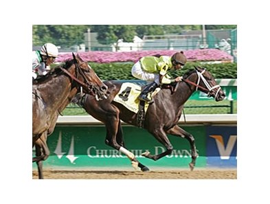 Garden District takes the Debutante over Rachel Alexandra and Simplify.