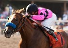 Book Review and Rafael Bejaran take the A Gleam at Hollywood Park.