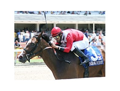 Stonestreet Stables' Dashing Debby is entered in the $150,000 Adirondack at Saratoga.