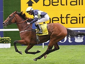 Nathaniel wins the 2011 King George VI & Queen Elizabeth Stakes.
