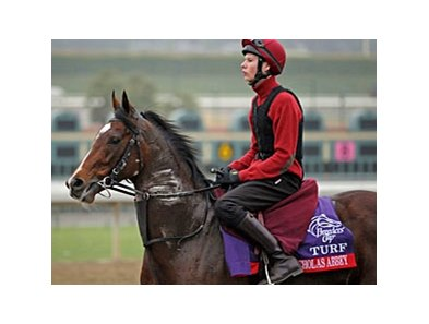St Nicholas Abbey