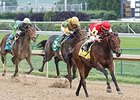 Cristina's Journey won the Pocahontas Stakes on Sept. 6.