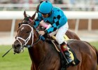 Finnegans Wake won the San Gabriel Stakes at Santa Anita on Jan. 3.
