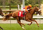"Malibu Pier comes home strong in the Santa Ana Stakes.<br><a target=""blank"" href=""http://www.bloodhorse.com/horse-racing/photo-store?ref=http%3A%2F%2Fpictopia.com%2Fperl%2Fgal%3Fprovider_id%3D368%26ptp_photo_id%3D9455920%26ref%3Dstory"">Order This Photo</a>"
