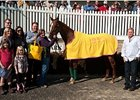 Rapid Redux Honored at Laurel