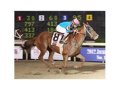 My Trusty Cat winner Madame Cactus will be the likely favorite in the 1 1/16-mile Princess.