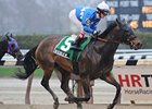 "Nicole H has clear sailing in the Distaff.<br><a target=""blank"" href=""http://www.bloodhorse.com/horse-racing/photo-store?ref=http%3A%2F%2Fpictopia.com%2Fperl%2Fgal%3Fprovider_id%3D368%26ptp_photo_id%3D9493584%26ref%3Dstory"">Order This Photo</a>"