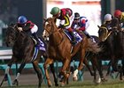 Orfevre winning the 2012 Arima Kinen.