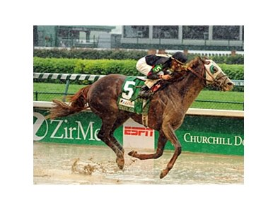 "Alysheba Winner Giant Gizmo looks to keep rolling in the Lone Star Park Handicap.<br><a target=""blank"" href=""http://www.bloodhorse.com/horse-racing/photo-store?ref=http%3A%2F%2Fpictopia.com%2Fperl%2Fgal%3Fprovider_id%3D368%26ptp_photo_id%3D4378527%26ref%3Dstory"">Order This Photo</a>"
