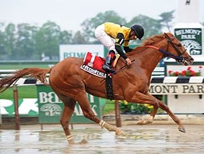 Freedom Child Wins Peter Pan; Belmont Next