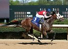 Cyber Secret comes home strong to win the Oaklawn Handicap.