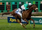 Sudan was withdrawn from the Arlington Million on Aug. 8.