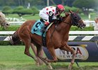 "Lady Cohiba won the 2013 Glens Falls Stakes.<br><a target=""blank"" href=""http://photos.bloodhorse.com/AtTheRaces-1/at-the-races-2013/27257665_QgCqdh#!i=2740040820&k=VBCSg27"">Order This Photo</a>"