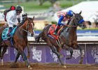 "Bayern winning the 2014 Breeders' Cup Classic (gr. I.).<br><a target=""blank"" href=""http://photos.bloodhorse.com/BreedersCup/2014-Breeders-Cup/Classic/i-B3Wp27t"">Order This Photo</a>"