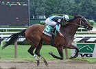 "Lisa's Booby Trap comes home strong to win the Loudonville Stakes at Saratoga. <br><a target=""blank"" href=""http://www.bloodhorse.com/horse-racing/photo-store?ref=http%3A%2F%2Fpictopia.com%2Fperl%2Fgal%3Fprovider_id%3D368%26ptp_photo_id%3D9132777%26ref%3Dstory"">Order This Photo</a>"