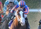 Munnings was installed as the lukewarm 7-2 favorite in the Breeders' Cup Juvenile.