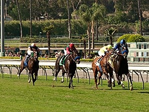 Boozer wins the 2014 California Flag.