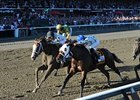 Travers 1-2 Finishers Meet Again in PA Derby