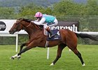 Frankel wins the Sussex