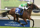 Local hope Miss Keller won the 2010 Canadian at Woodbine.