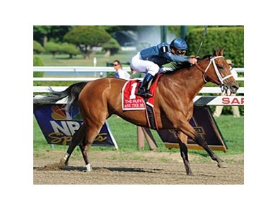 "Ask the Moon won the Ruffian by 5 3/4 lengths.<br><a target=""blank"" href=""http://www.bloodhorse.com/horse-racing/photo-store?ref=http%3A%2F%2Fpictopia.com%2Fperl%2Fgal%3Fprovider_id%3D368%26ptp_photo_id%3D9622426%26ref%3Dstory"">Order This Photo</a>"
