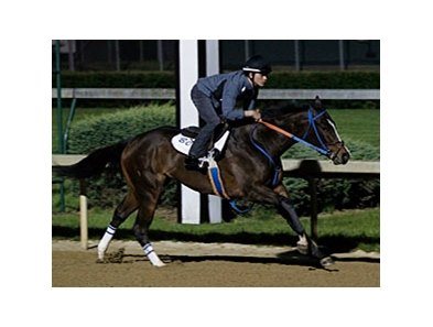 Summer Applause worked five furlongs in :59 3/5 at Churchill Downs on April 20.