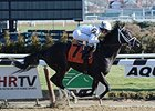 "Revolutionary was installed as the 3-1 favorite for the Louisiana Derby.<br><a target=""blank"" href=""http://photos.bloodhorse.com/AtTheRaces-1/at-the-races-2013/27257665_QgCqdh#!i=2343307942&k=RWdJK2V"">Order This Photo</a>"