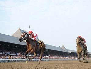 Woodward is NYRA's 2011  Race of the Year