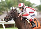 Consumer Credit will break from post 7 in the Florida Oaks.
