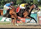 "Lear's Princess topped Rags to Riches in last year's Gazelle (gr. I). <br><a target=""blank"" href=""http://www.bloodhorse.com/horse-racing/photo-store?ref=http%3A%2F%2Fpictopia.com%2Fperl%2Fgal%3Fprovider_id%3D368%26ptp_photo_id%3D2290598%26ref%3Dstory"">Order This Photo</a>"