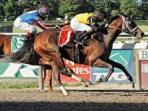 Lear's Princess winning the 2007 Gazelle (gr. I).