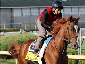 Dullahan - Churchill Downs, April 22, 2012.