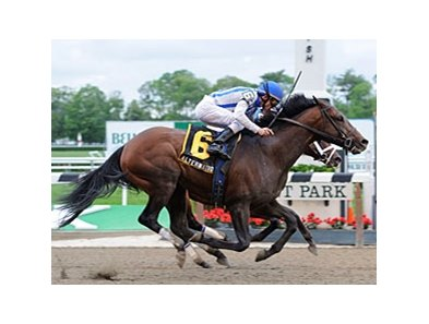 Alternation takes on 6 in the Jim Dandy.