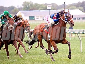 See Tobe wins the 2012 Japan Racing Association Stakes.