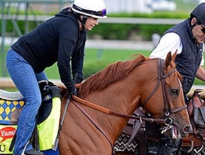 Chitu - Churchill Downs, April 29, 2014.