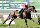 "Naples Bay streaks home to win the Noble Damsel.<br><a target=""blank"" href=""http://photos.bloodhorse.com/AtTheRaces-1/at-the-races-2012/22274956_jFd5jM#!i=2088805952&k=TPdRSRH"">Order This Photo</a>"