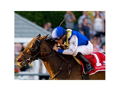 Upperline returns to Chicago for the first time since winning the Arlington Oaks.